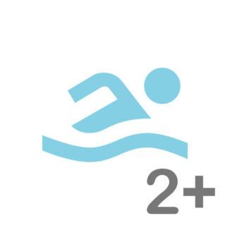 2swimming